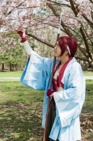 Sanosuke Harada from Hakuouki Shinsengumi Kitan worn by The Bishonen King