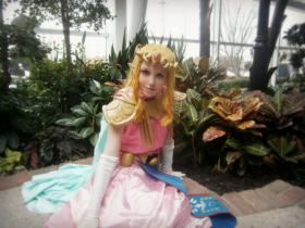 Princess Zelda from Legend of Zelda: Oracle of Ages worn by auress