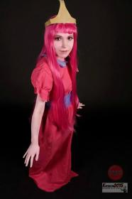 Princess Bubblegum from Adventure Time with Finn and Jake worn by auress
