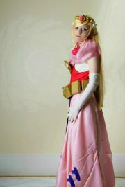 Princess Zelda from Legend of Zelda: Spirit Tracks