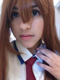 Kurisu Makise from Steins;Gate worn by Scarlet