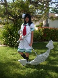 Murasa Minamitsu from Touhou Project