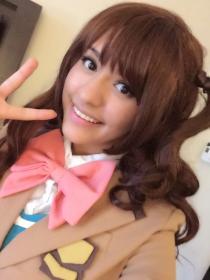 Uzuki Shimamura from iDOLM@STER Cinderella Girls
