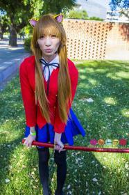 Taiga Aisaka from Toradora! worn by Rizumi-hime