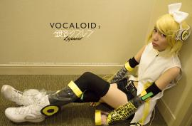 Kagamine Rin from Vocaloid 2 worn by Rizumi-hime