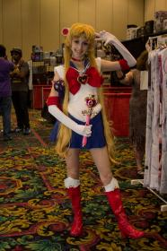 Sailor Moon from Sailor Moon S worn by Harajuku Bunny