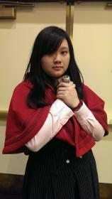 Koyomi from Kamen Rider Wizard worn by Yunaura