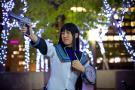 Homura Akemi from Madoka Magica