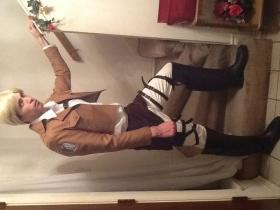 Erwin Smith from Attack on Titan  by Ouri