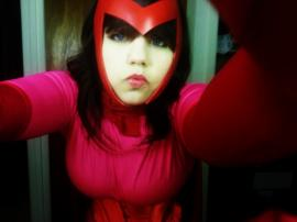 Wanda Maximoff from Avengers, The