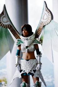 Shana from Legend of Dragoon, The worn by Yunalescka