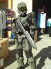 Master Chief from Halo 4 worn by Dagger-6