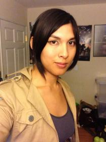 Ymir from Attack on Titan worn by Dagger-6