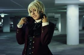 Alois Trancy from Black Butler worn by thugg lyfe