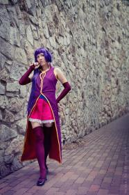 Kurami Zell from No Game No Life worn by julian
