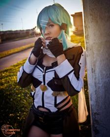 Sinon from Sword Art Online worn by julian