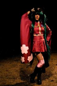 Hatsune Miku from Vocaloid worn by julian