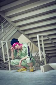 Souda Kazuichi from Super Dangan Ronpa 2