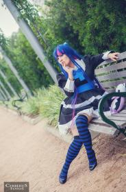 Stocking from Panty and Stocking with Garterbelt by julian