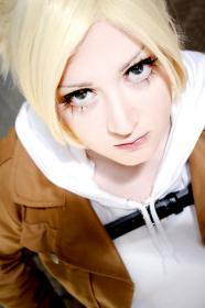 Annie Leonhardt from Attack on Titan worn by Sumptus