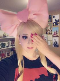 Nui Harime from Kill la Kill worn by Sumptus