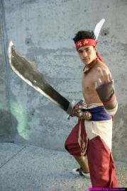 Gan Ning from Dynasty Warriors 5