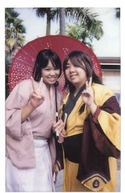 Sen-hime from Hakuouki Shinsengumi Kitan worn by Rayna