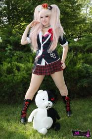 Junko Enoshima from Dangan Ronpa worn by Jae