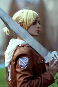 Annie Leonhardt from Attack on Titan worn by Jae