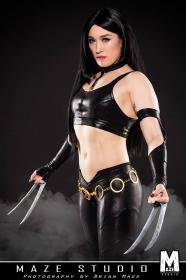 X-23 from Marvel vs Capcom 3 by kris lee