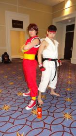 Guy from Street Fighter IV worn by kris lee