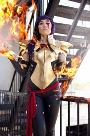Psylocke from X-Men by kris lee
