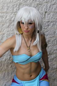 Princess Kida from Atlantis: The Lost Empire worn by kris lee