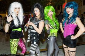 Jetta from Jem and the Holograms worn by kris lee