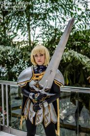 Clare from Claymore by kris lee