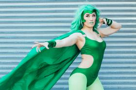 Polaris from Marvel Comics worn by kris lee