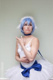 Rei Ayanami from Neon Genesis Evangelion (Worn by kris lee)