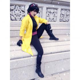 Jubilee from X-Men worn by kris lee