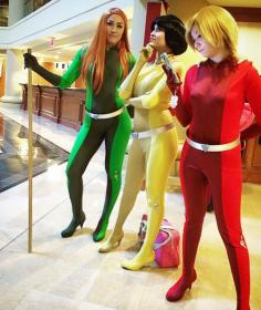 Samantha from Totally Spies worn by kris lee