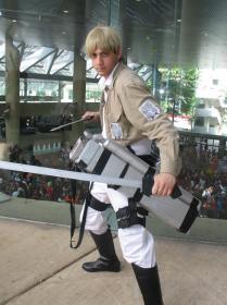 Jean Kirschtein from Attack on Titan worn by Risu