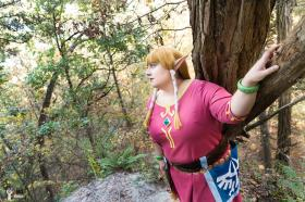 Zelda from Legend of Zelda: Skyward Sword by Azure Rose