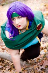 Faris from Final Fantasy V worn by Azure Rose