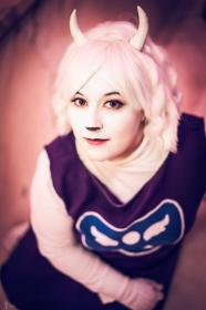 Toriel from Undertale worn by Azure Rose