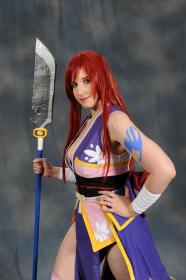 Erza Scarlet from Fairy Tail worn by EternalZarya