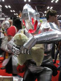 Ultron from Marvel Comics worn by jabes