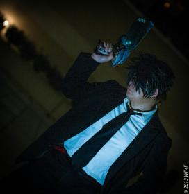 Shinya Kōgami from Psycho-Pass worn by jabes