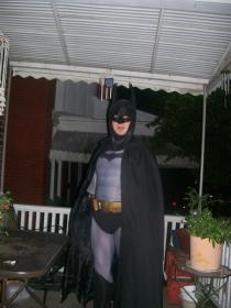 Batman from Batman: Arkham Asylum worn by MR.J