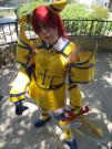 Erza Scarlet from Fairy Tail worn by Smoong