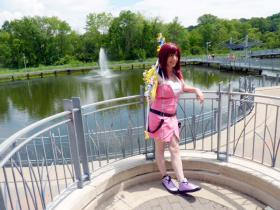Kairi from Kingdom Hearts 2 worn by Rie
