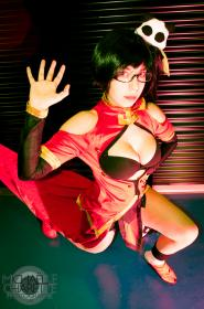 Litchi Faye-Ling from BlazBlue: Calamity Trigger